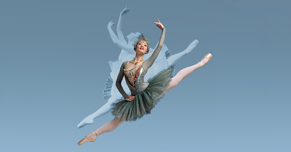 Company Dancer Sophia Lee; Photo by David Cooper