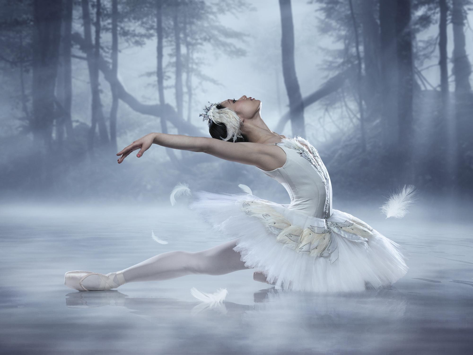 RWB Company Dancer Sophia Lee, 2015. Photo Credit: Rejean Brandt