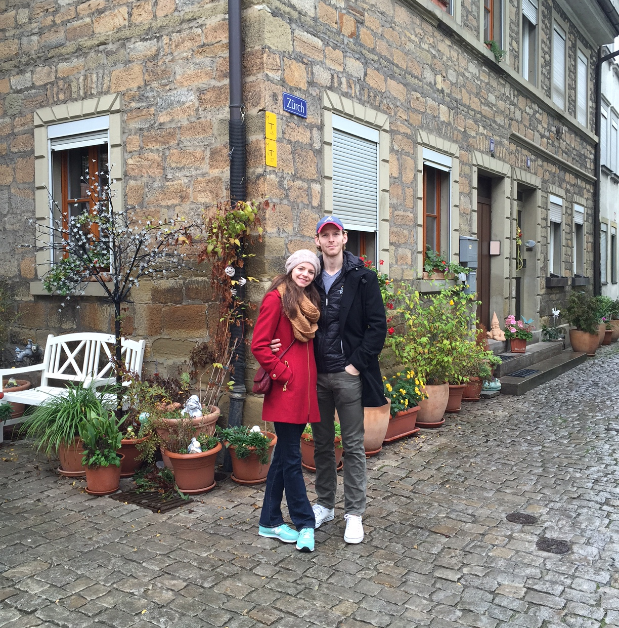 Walking the adorable streets in Germany