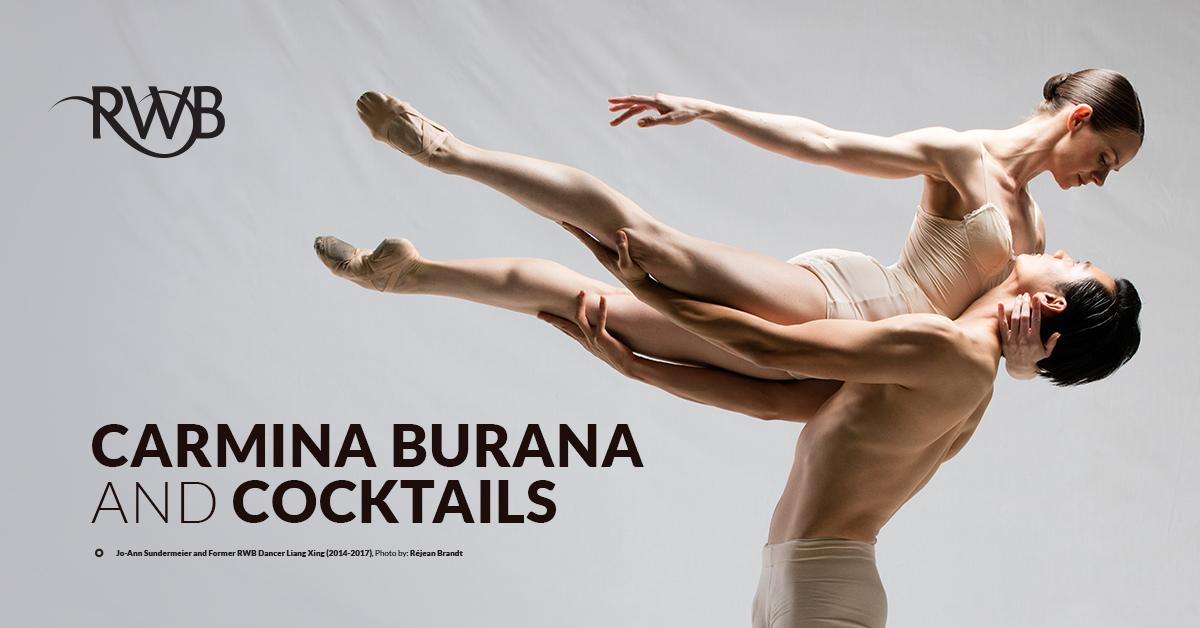 carmina burana and cocktails