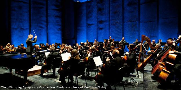 Image of the Winnipeg Symphony Orchestra