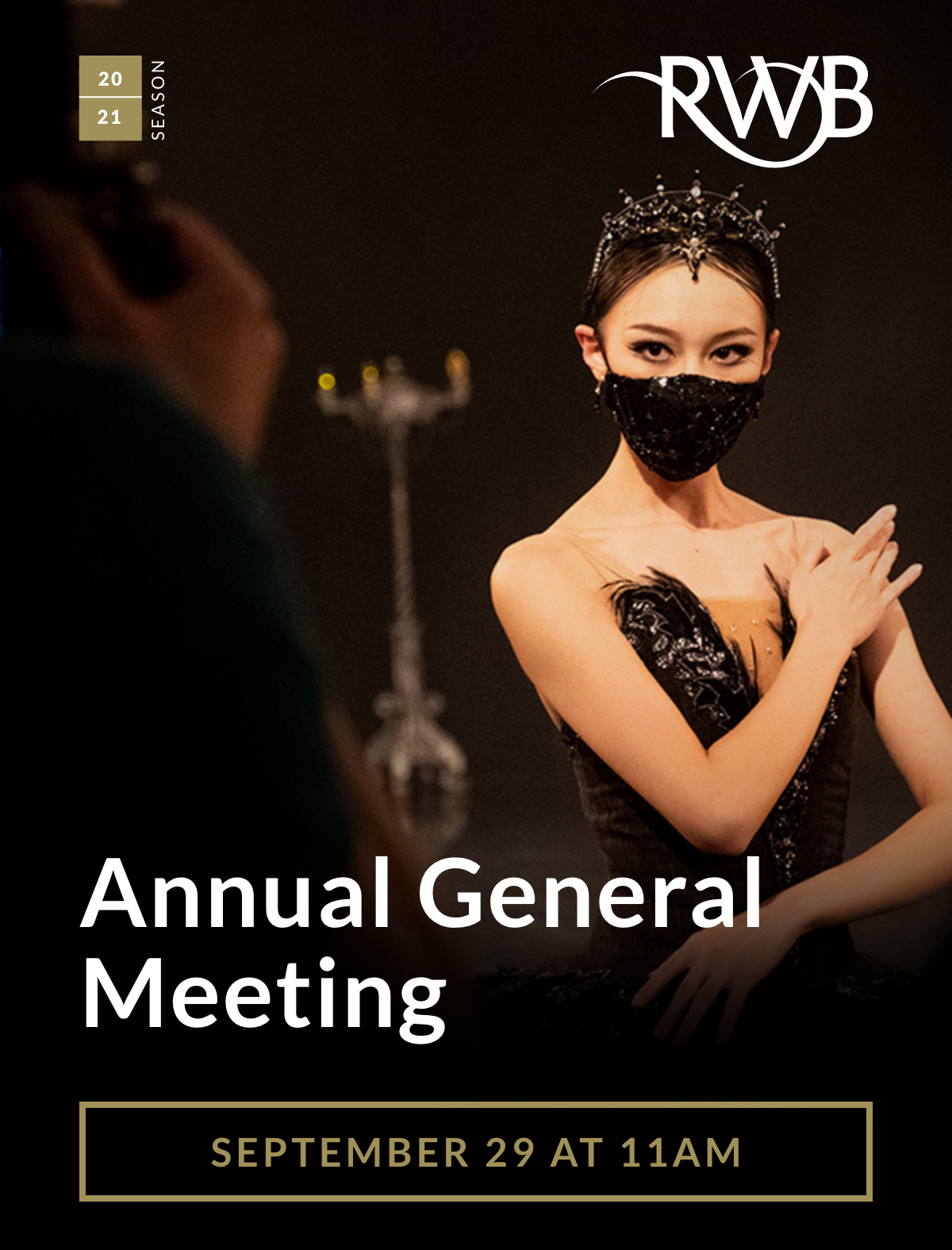 Join Us for AGM