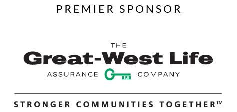 Premier Sponsor: Great West Life