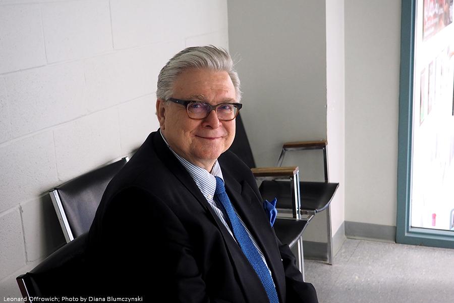 Image of Leonard Offrowich