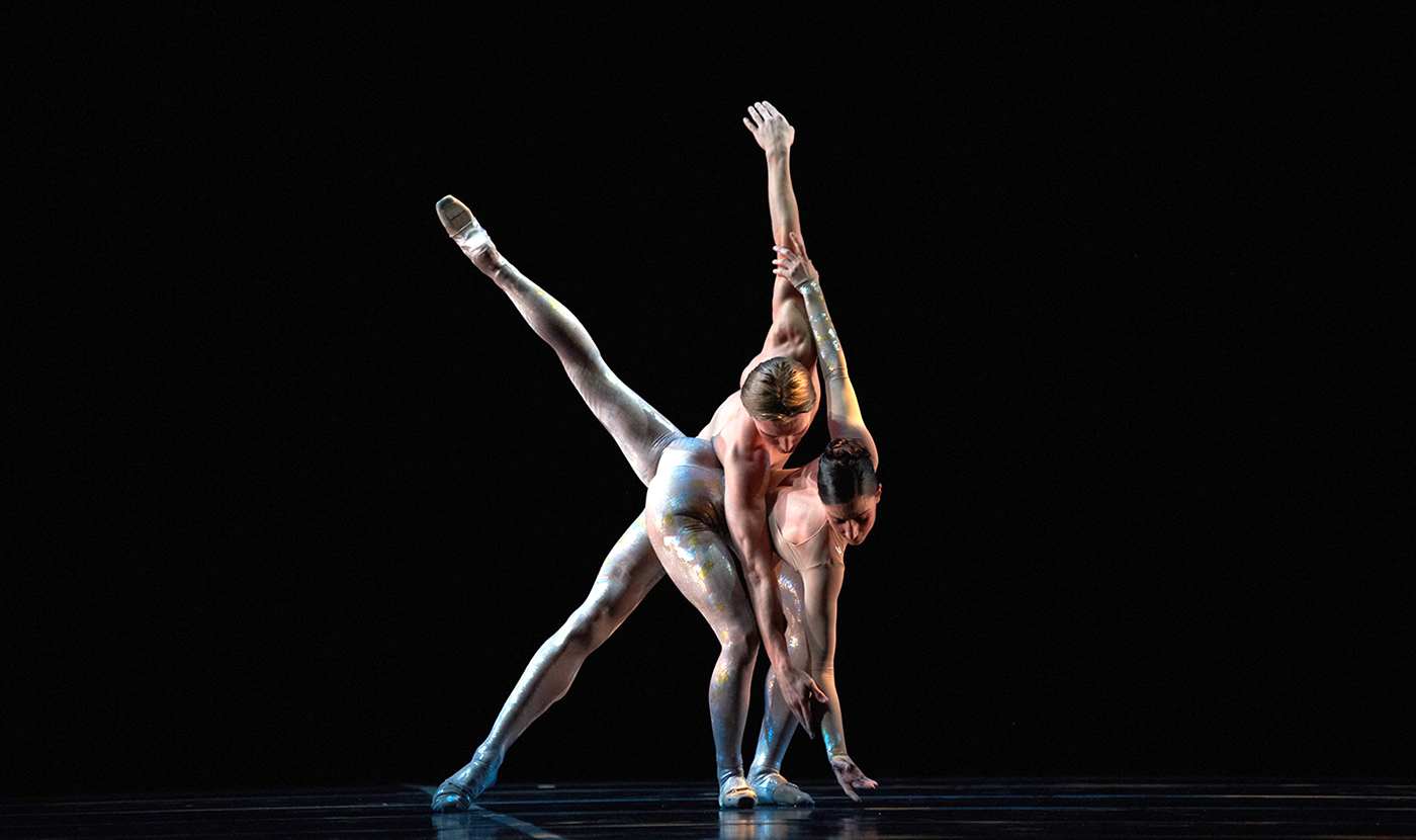 RWB Company Dancers Amanda Green and Tristan Dobrowney, Photo: RWB Archives