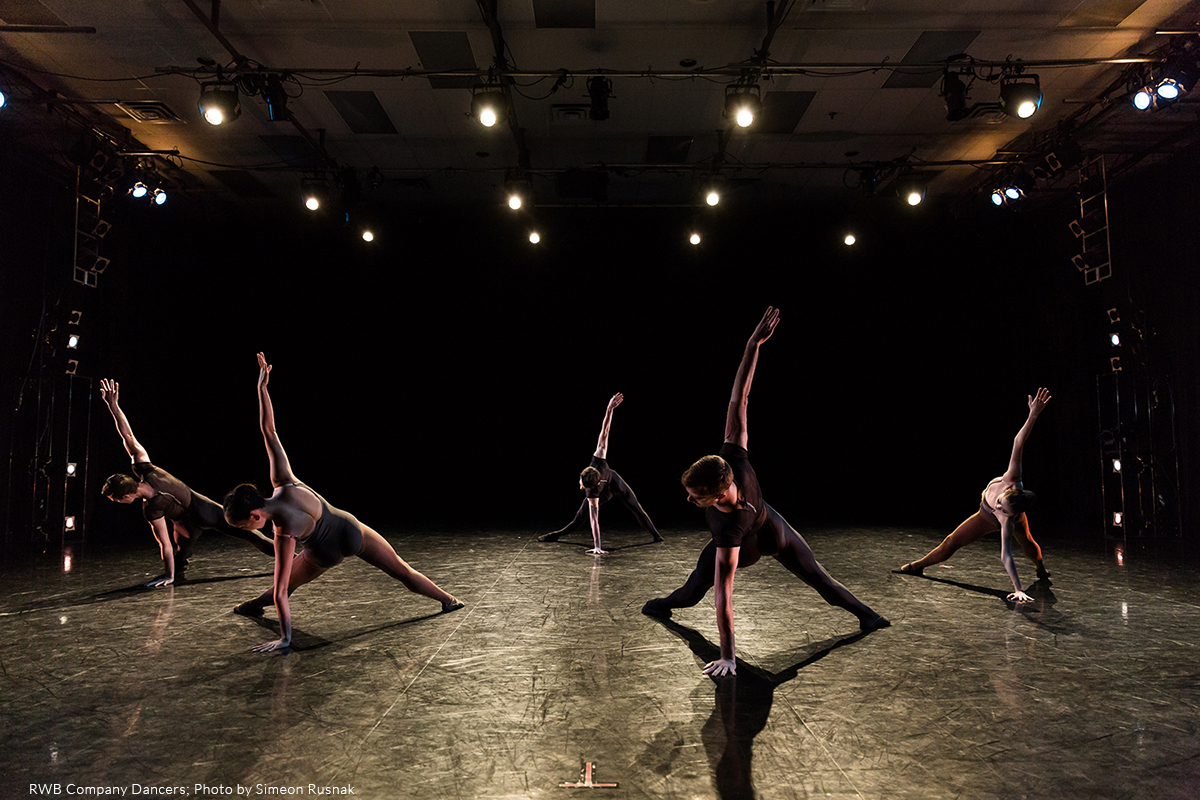 RWB Company Dancers in