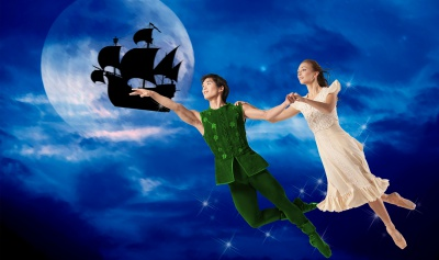 peter pan whats on canada s royal winnipeg ballet