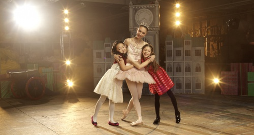 On Tour: Nutcracker