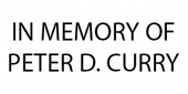 In Memory of Peter D. Curry